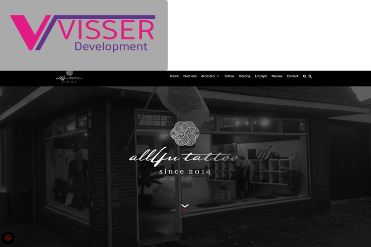 Nieuwe website All4U