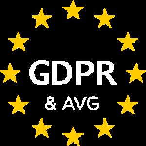 AVG / GDPR logo