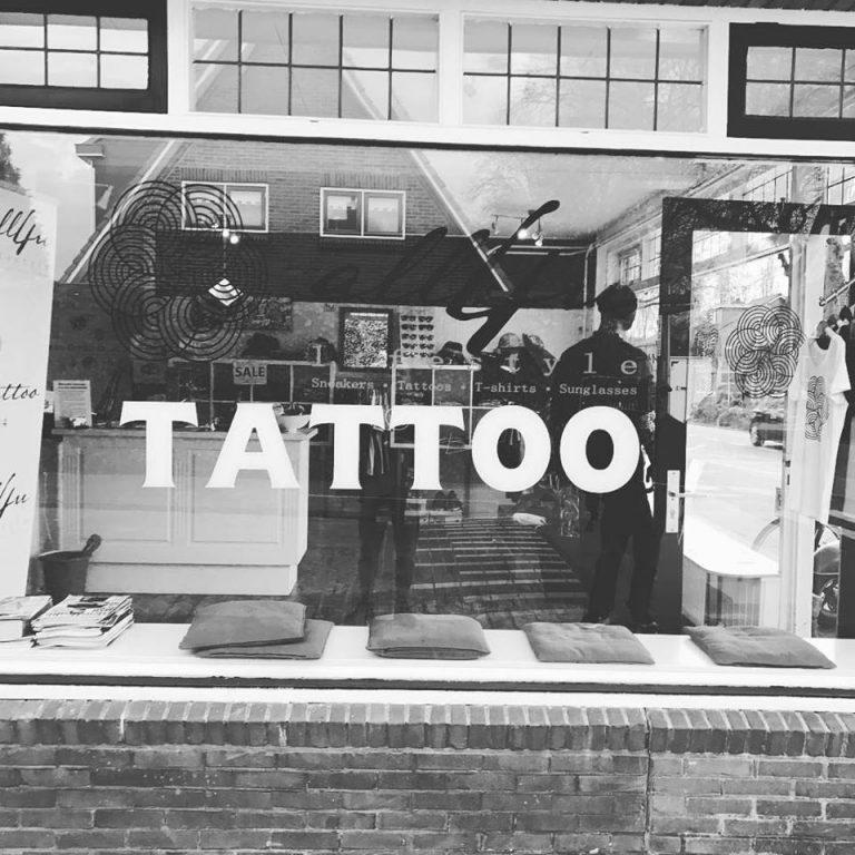 All4U Tattoo shop